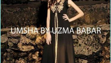 Umsha by Uzma Babar Eid-ul-Azha Collection 2013 for Women