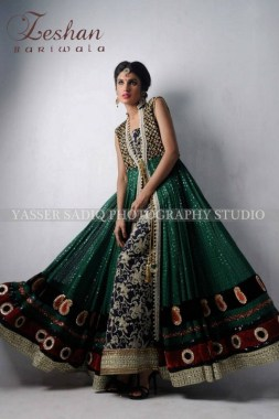 Zeshan Bariwala Formal Dresses 2013 For Women 006