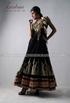 Zeshan Bariwala Formal Dresses 2013 For Women 008
