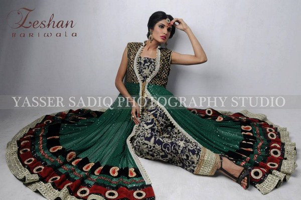Zeshan Bariwala Formal Dresses 2013 For Women 009
