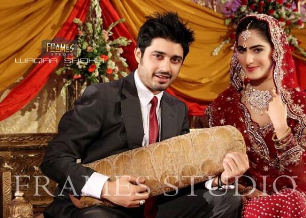 Babar Khan and Sana Khan Engagement Pics
