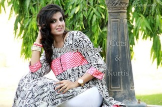 Cut and Kurtis Eid-Ul-Adha Collection 2013 For Women 009