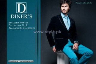 Diner's Menswear Collection 2013 For Fall Winter2