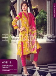 Gul Ahmed Khaddar Winter Collection 2013 For Ladies 002