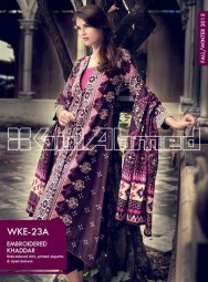 Gul Ahmed Khaddar Winter Collection 2013 For Ladies 003