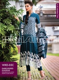 Gul Ahmed Khaddar Winter Collection 2013 For Ladies 008