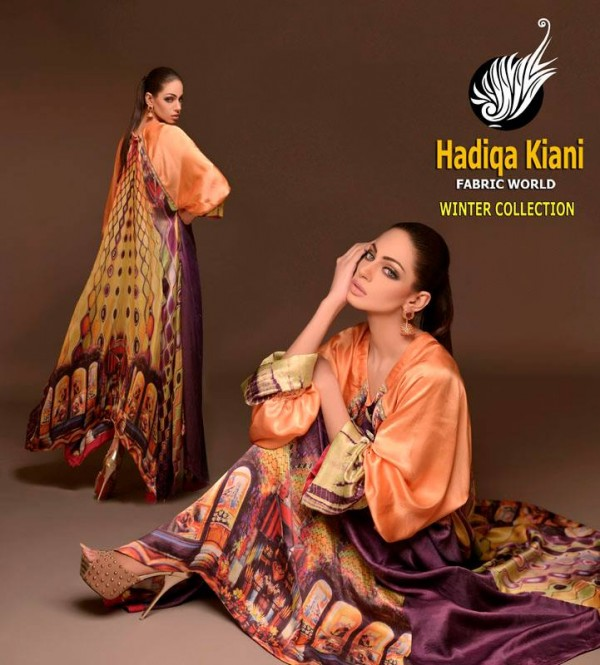Hadiqa Kiani Winter Collection 2013 For Women 5