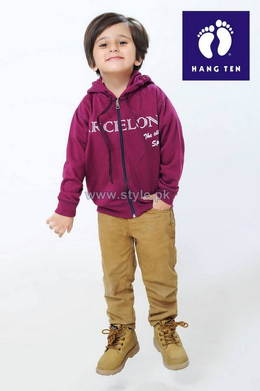 Hang Ten Kids Clothes 2013 For Fall Winter14