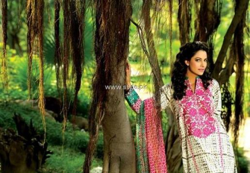 Khaadi Cambric Collection 2013 for Women