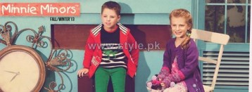 Minnie Minors Kids Wear Clothes 2013 For Fall Winter1