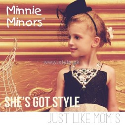 Minnie Minors Kids Wear Clothes 2013 For Fall Winter4