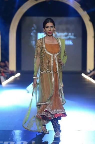 Misha Lakhani Bridal Dresses 2013 at PFDC L'Oreal Paris Bridal Week 014