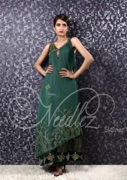 Needlez By Shalimar Formal Dresses 2013 For Women 001