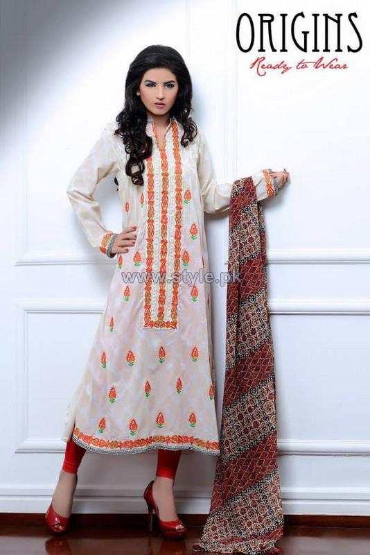 Origins Eid-Ul-Azha Collection 2013 Volume 2 For Girls6