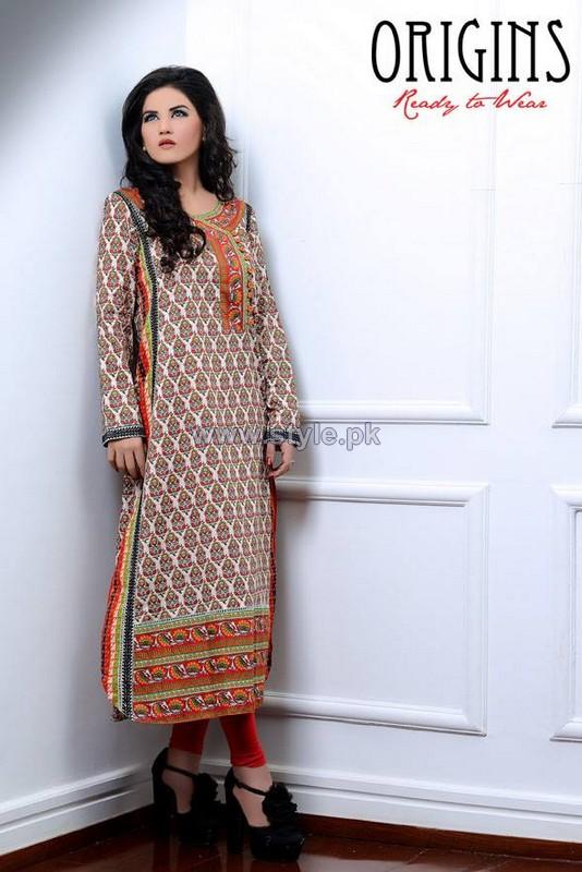 Origins Eid-Ul-Azha Collection 2013 Volume 2 For Girls7