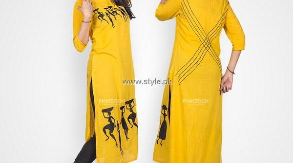 Pinkstich Eid-ul-Adha Collection 2013 for Women