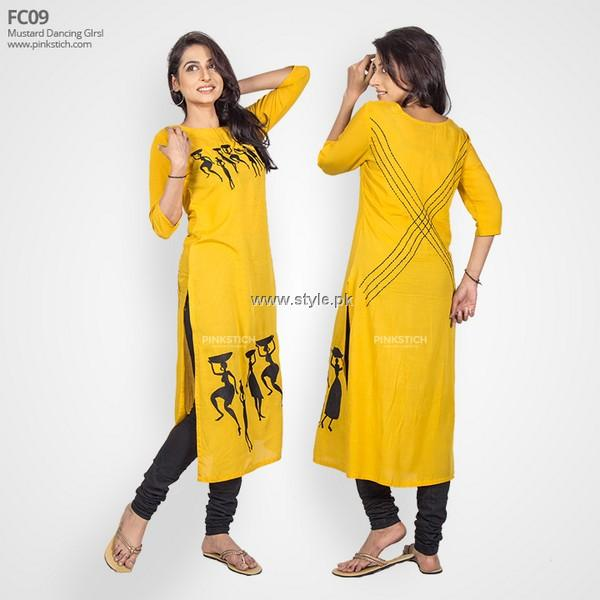 Pinkstich Eid-ul-Adha Collection 2013 for Women
