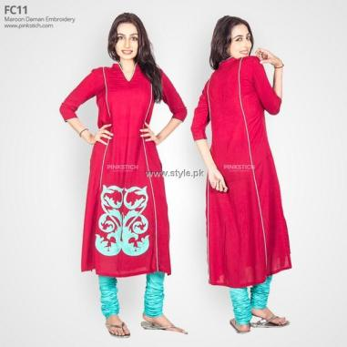Pinkstich Eid-ul-Adha Collection 2013 for Women 008