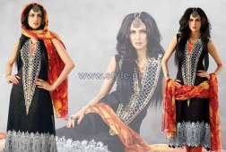 Popular Style Cambric Winter Collection 2013 For Women8