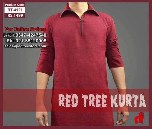 Red Tree Fall Collection 2013 For Men 006