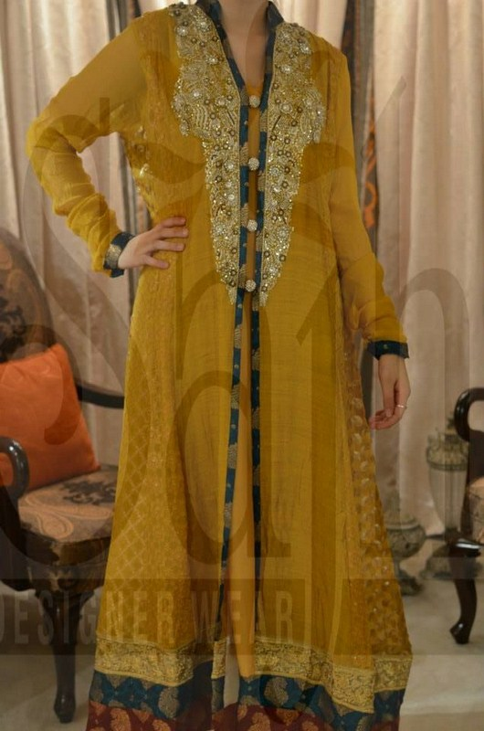 Sajh Eid Ul Azha Collection 2013 For Women 010