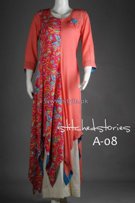 Stitched Stories Winter Dresses 2013 For Women5