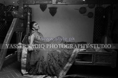 Zeeshan Bariwala Formal Dresses 2013 For Women5