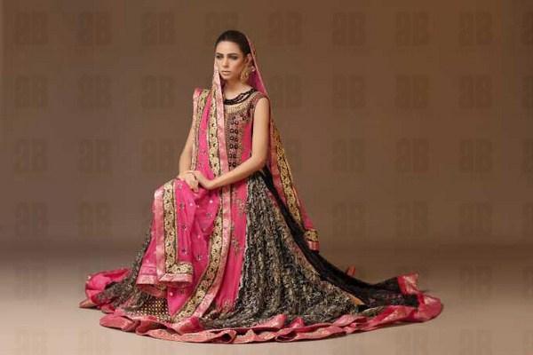 Ahmad Bilal Bridal Dresses 2013-2014 For Women 001