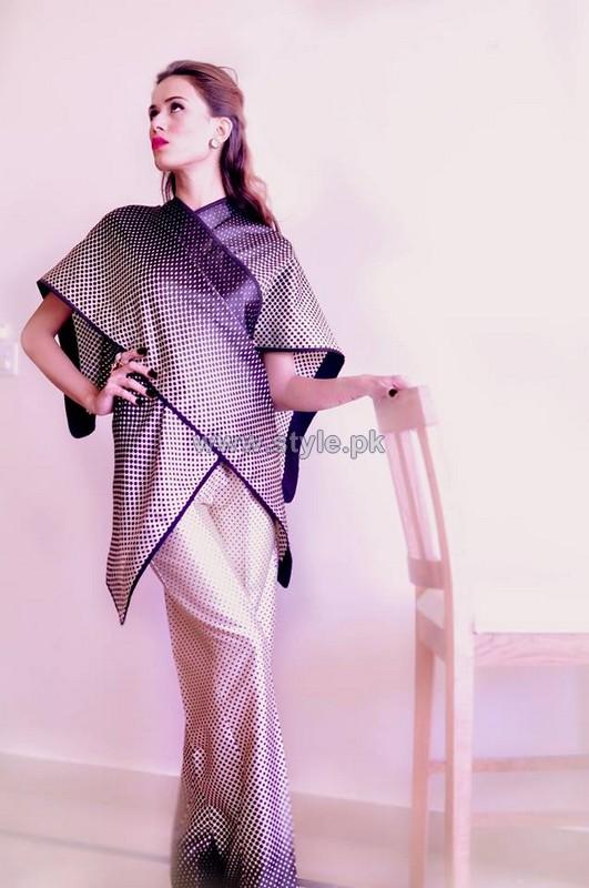 Arsalan Iqbal Western Dresses 2013-14 For Girls 1