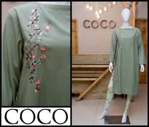 Coco by Zara Shahjahan Winter Dresses 2013-2014 for Women 002