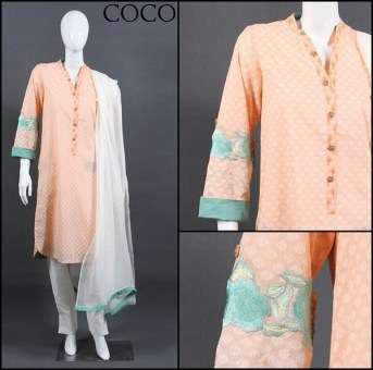 Coco by Zara Shahjahan Winter Dresses 2013-2014 for Women 007