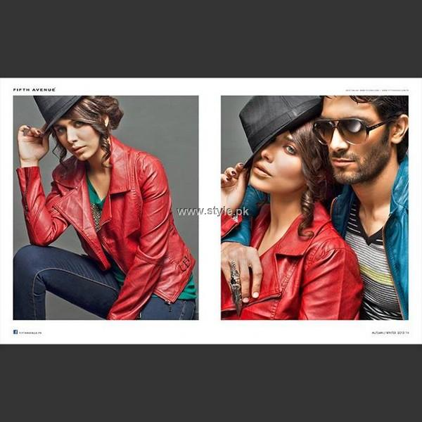 Fifth Avenue Winter Collection 2013-2014 for Men and Women
