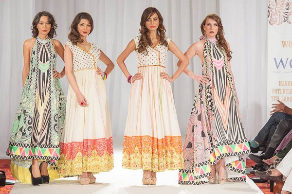 Kiran Komal Collection 2013-2014 At Pakistan Fashion Week 5 001