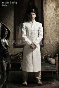 Nauman Arfeen Wedding Dresses 2013 For Men And Women 006