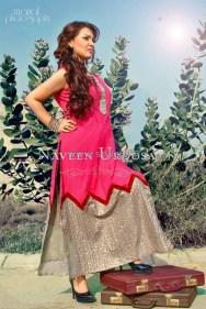 Naveen Uroosa Winter Dresses 2013-2014 For Women 6
