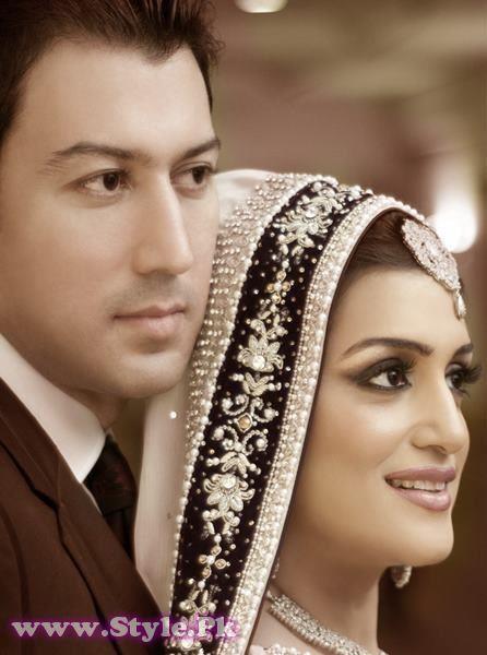 Nazia Malik Wedding Pics
