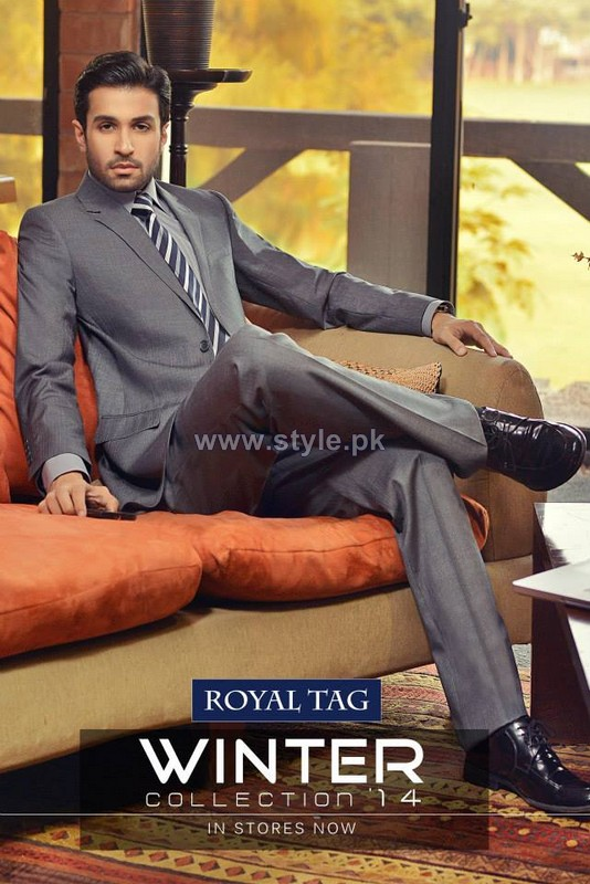 Royal Tag Menswear Collection 2013 For Winter 5