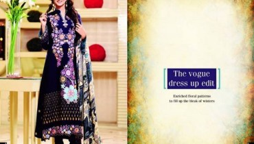 Shaista Cloth Winter Dresses 2013-2014 for Women