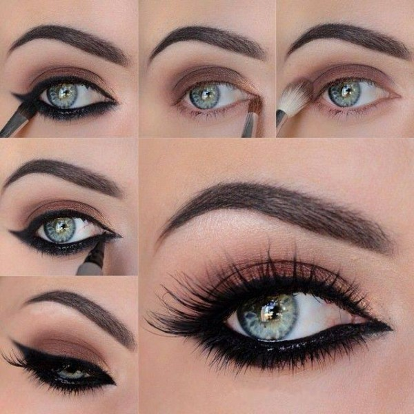 Eye Makeup Tips Simple Smokey