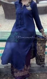 Braahtii Winter Dresses 2014 For Women 004