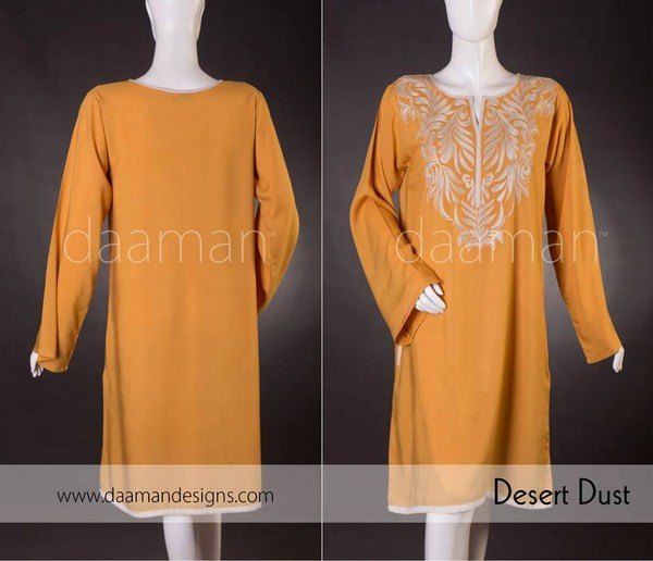 Daaman Winter Dresses 2013-2014 Volume 2 For Women 001