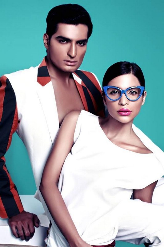 Deepak And Fahad Winter Dresses 2014 For Men And Women008