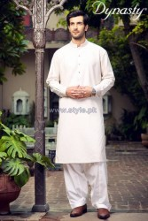 Dynasty Fabrics Menswear Dresses 2014 For Winter 7