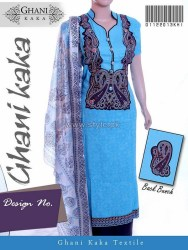 Ghani Textile Winter Clothes 2014 For Women 9