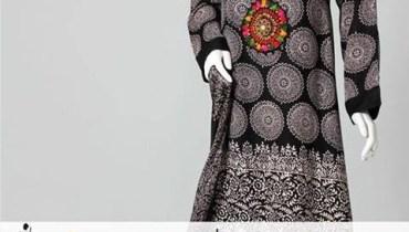 Kashish Winter Dresses 2014 for Women