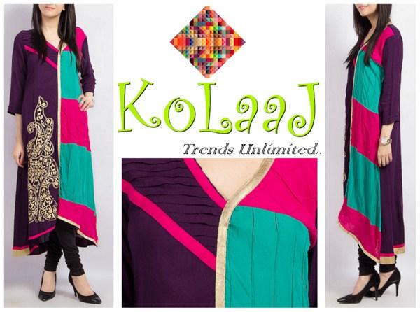 Kolaaj Winter Dresses 2013-2014 For Women 003