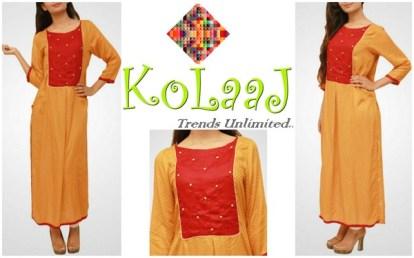 Kolaaj Winter Dresses 2013-2014 For Women 004
