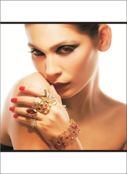 Maliha's Shaikh Jewellery Designs 2014 For Women