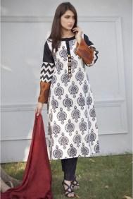 Maria B Winter Dresses 2013-2014 for Women 010