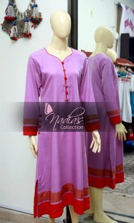 Nadia's Collection Winter Dresses 2014 For Women 0013